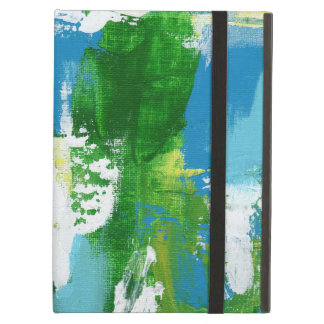Abstract Expression #5 by Michael Moffa iPad Air Cover