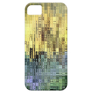 Abstract expression by rafi talby iPhone 5 cases