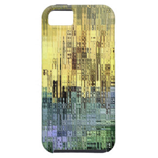 Abstract expression by rafi talby iPhone 5 covers