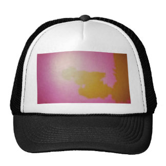 Abstract Expression painted in Deprivation Trucker Hat