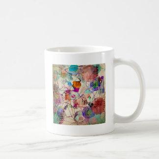 Abstract Expressionism 1 Coffee Mug