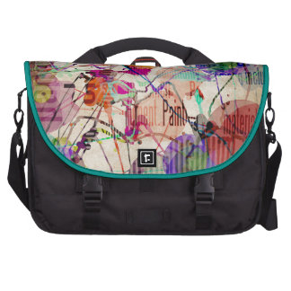 Abstract Expressionism 1 Commuter Bag