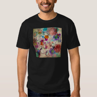 Abstract Expressionism 1 Tee Shirt