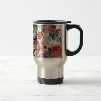 Abstract Expressionism 1 Travel Mug