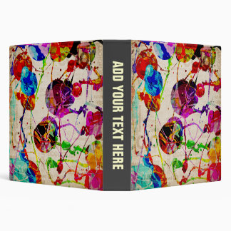 Abstract Expressionism 2 Binder
