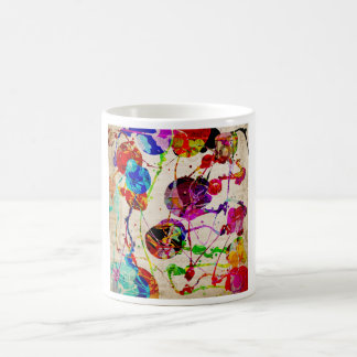 Abstract Expressionism 2 Coffee Mug
