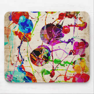 Abstract Expressionism 2 Mouse Pad
