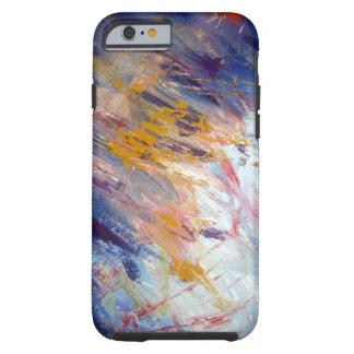 Abstract Expressionist Artwork Tough iPhone 6 Case