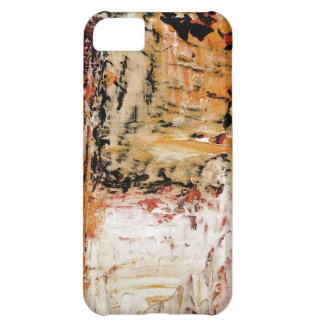 Abstract Expressionist iPhone 5C Cover
