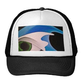 Abstract Eye Trucker Hat