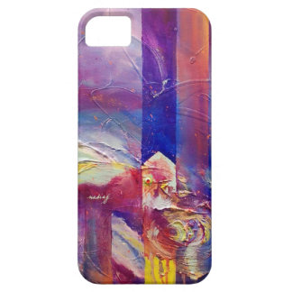 Abstract Eye of the Storm Phone Case iPhone 5 Cover