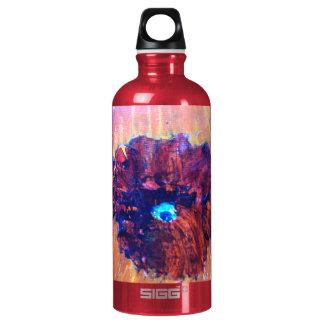 Abstract Eye Water Bottle