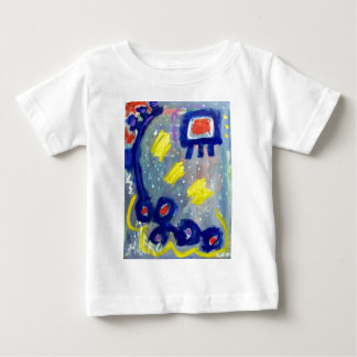 Abstract F13 Baby T-Shirt