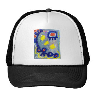 Abstract F13 Trucker Hat