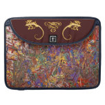 Abstract - Fabric Paint - String Theory MacBook Pro Sleeves
