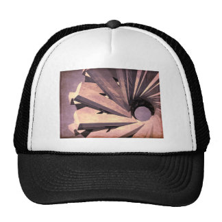 Abstract Fabrication Trucker Hat