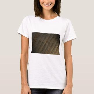 Abstract Fake Wood Grain T-Shirt