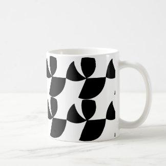 Abstract Fan Classic White Coffee Mug