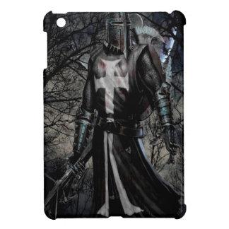 Abstract Fantasy Black Knight Plague iPad Mini Case