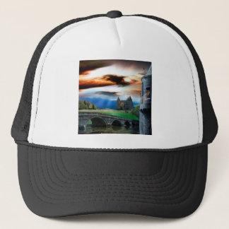 Abstract Fantasy Colour Kingdom Life Trucker Hat