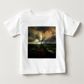 Abstract Fantasy Door To Nowhere Baby T-Shirt