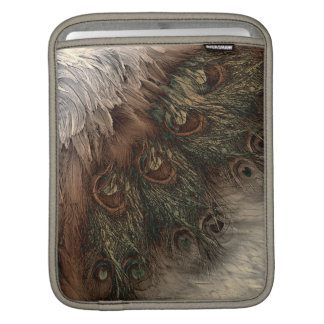 Abstract Fantasy Feathers Sleeve For iPads