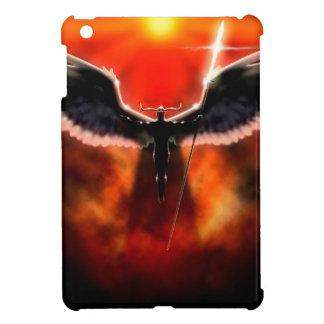 Abstract fantasy god of war ares ipad mini case