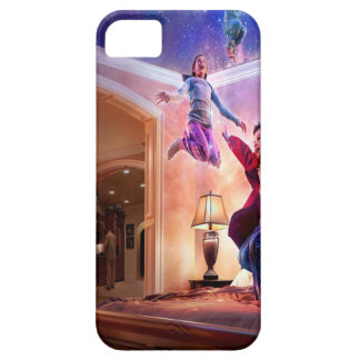 Abstract Fantasy Peter Pan Celebration iPhone SE/5/5s Case