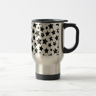 Abstract Fantasy Starry Get Together 15 Oz Stainless Steel Travel Mug
