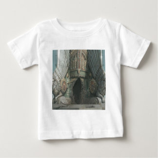 Abstract Fantasy Tower Of Two Tigers Shirt