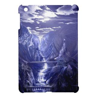 Abstract Fantasy Valley Of Hope iPad Mini Cover