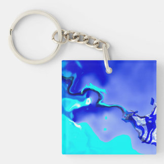 abstract fate 01 keychain