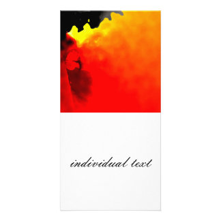 abstract fate 02 card