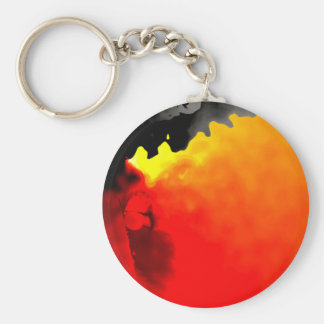 abstract fate 02 keychain
