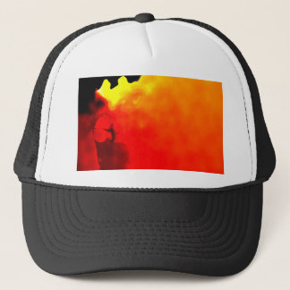 abstract fate 02 trucker hat