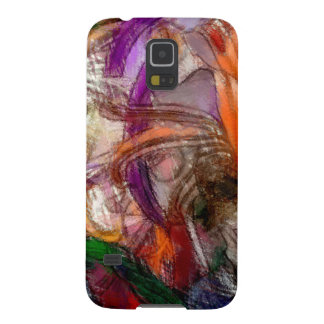 Abstract Festival Inspired Art Galaxy S5 Case