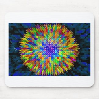 Abstract fine art painting poster t-shirt print mouse pad