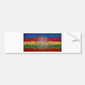 Abstract fine art painting posters t-shirts prints bumper sticker