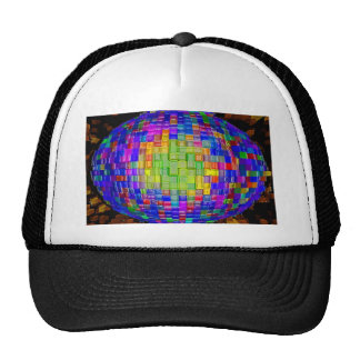 Abstract fine art painting posters t-shirts prints trucker hat