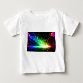 Abstract Fire Color Match Shirt