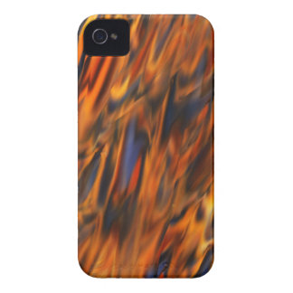 Abstract Fire & Ice Blackberry Bold Case Mate