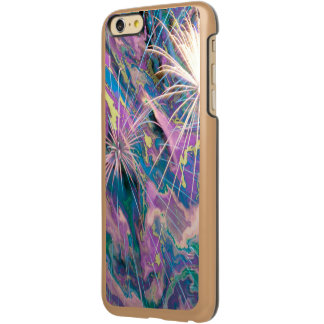 abstract fireworks incipio feather® shine iPhone 6 plus case