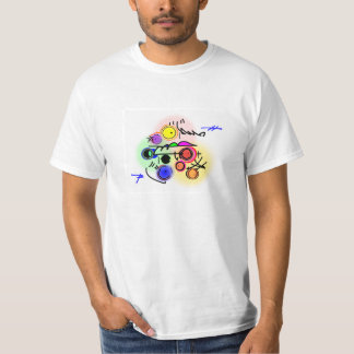abstract fish2 T-Shirt