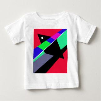 Abstract  fish baby T-Shirt