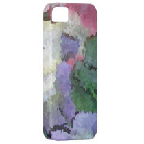 Abstract Floral 2 IPhone 5 Case