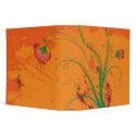 Abstract Floral Binder binder