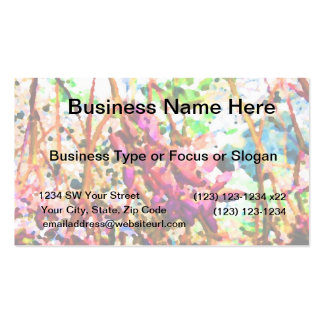 abstract floral cactus flowers invert pink.jpg business card