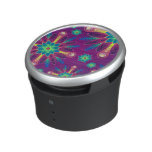 Abstract Floral Speaker