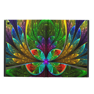 Abstract Floral Stained Glass Pattern Powis iPad Air 2 Case