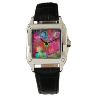 Abstract Floral Watch